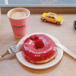 """麻布十番のダンボドーナツはインスタでも大人気のNYCスタイル♡""""カップオンドーナツ""""で可愛いカフェタイムを♪"""